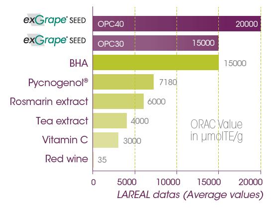 Tinh chất hạt nho ExGrape Seed OPC40