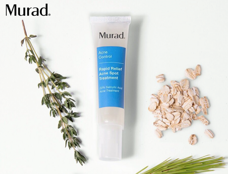 KemMurad Rapid Relief Acne Spot Treatment