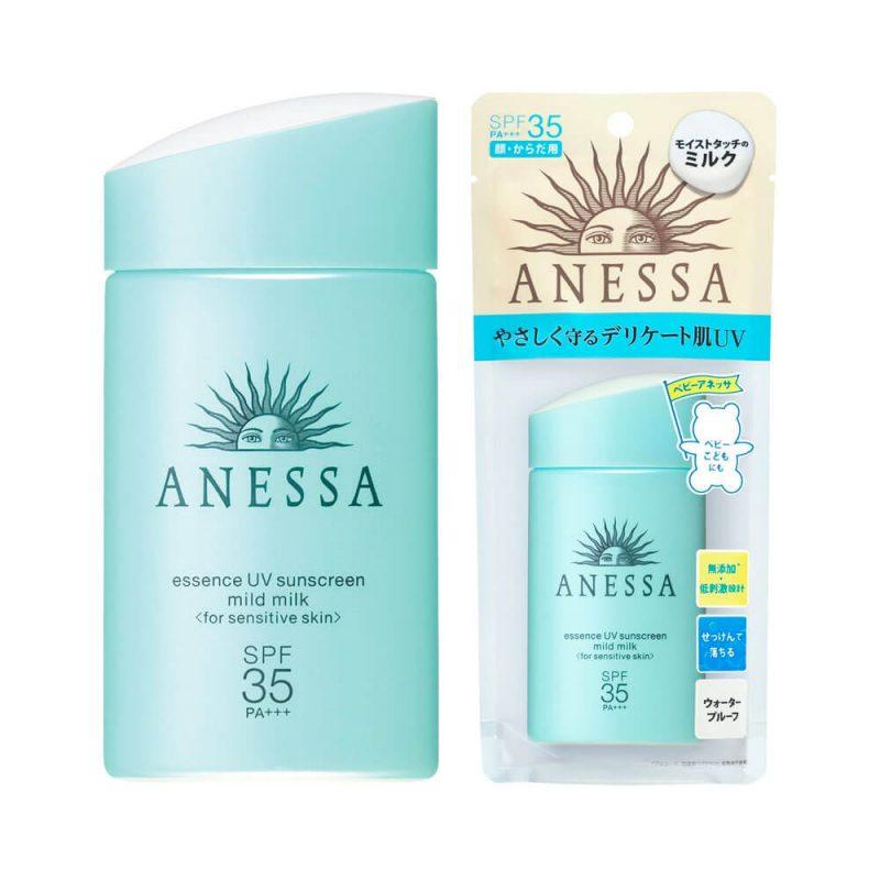 Sản phẩm chống nắng Anessa Essence UV Sunscreen Mild Milk