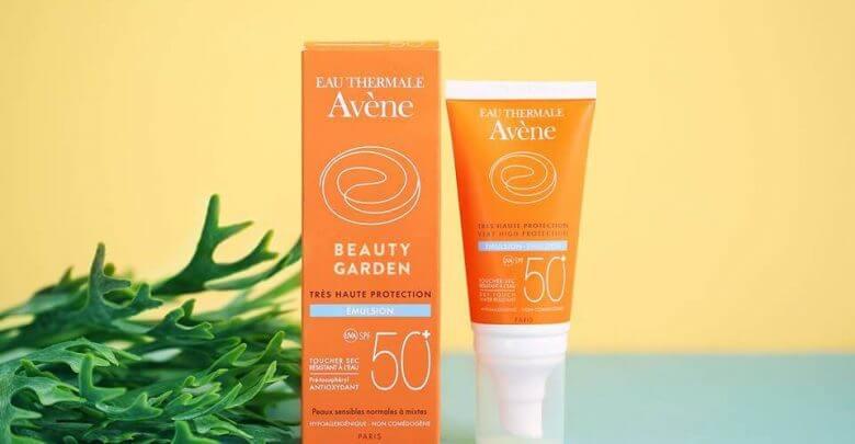 Kem chống nắng vật lý Avene Very High Protection Emulsion SPF50+