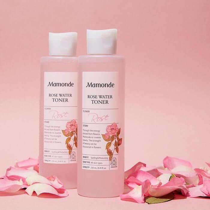 Mamonde Toner cấp ẩm tốt, không bí da, cho làn da mềm mại và dễ chịu