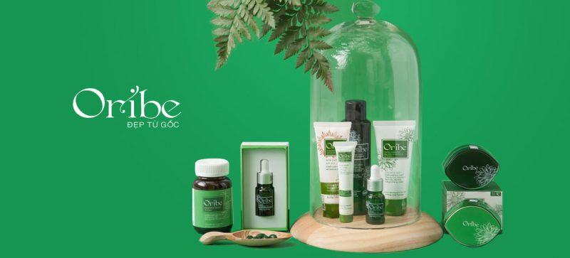 Mình sử dụng trọn bộ Viên uống Oribe và Dược mỹ phẩm Oribe để hỗ trợ dưỡng da toàn diện