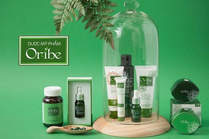 Bộ sản phẩm chăm sóc da của Oribe
