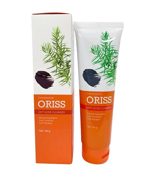 Sữa rửa mặt Oriss