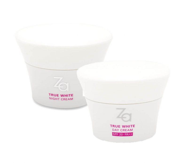 Sản phẩm dưỡng trắng da ban đêm Za True White Night Cream