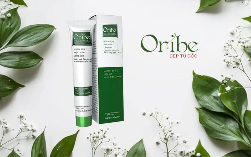 Kem ngừa mụn Oribe với chiết xuất hoàn toàn từ thiên nhiên