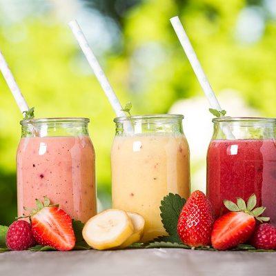 Sinh tố trái cây là món tráng miệng nên có trong bữa tối