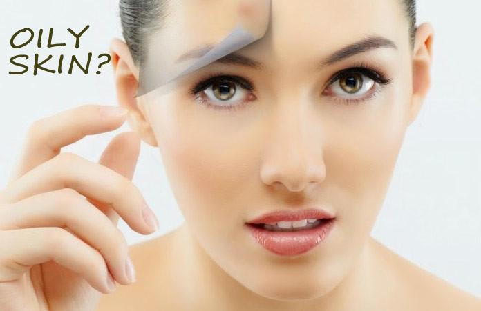 Da đổ dầu, bóng nhờn là các tác nhân gây mụn chính - serum cho da dầu