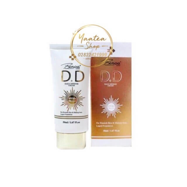 5stars Benoa DD Daily Defense Cream