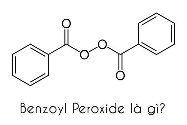 BPO là hoạt chất bạt sừng, chống nhiễm khuẩn kết hợp được với nhiều thuốc khác trong trị mụn