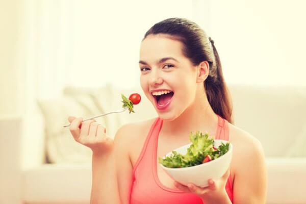 Bắt đầu một cuộc sống healthy từ bây giờ để có làn da khỏe mạnh hơn - trị mụn tại nhà