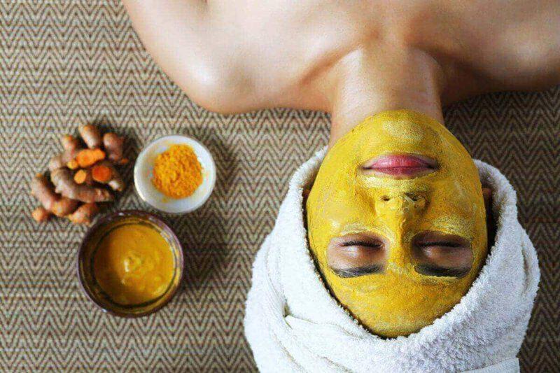 Các công thức mặt nạ DIY tự làm tại nhà từ nghệ rất được ưa chuộng - cách trị mụn bằng nghệ