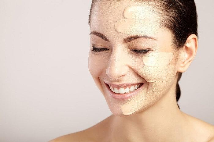 Cần phải nắm rõ những bước trang điểm kem nền cho da mụn