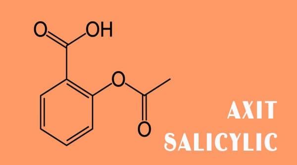 Đây là thành phần tẩy da chết hóa học rất phổ biến