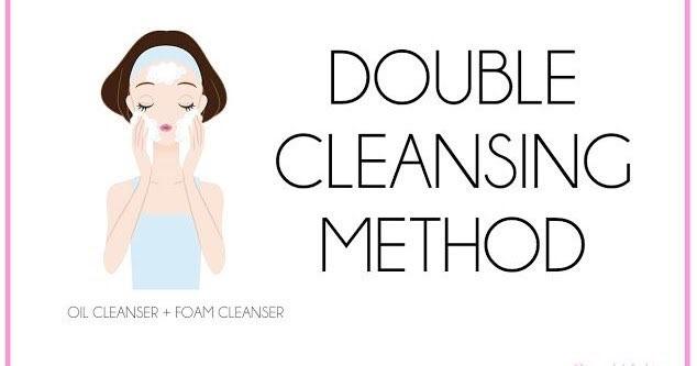 Double cleansing là phương pháp mà phụ nữ Nhật áp dụng giúp làm sạch sâu lỗ chân lông