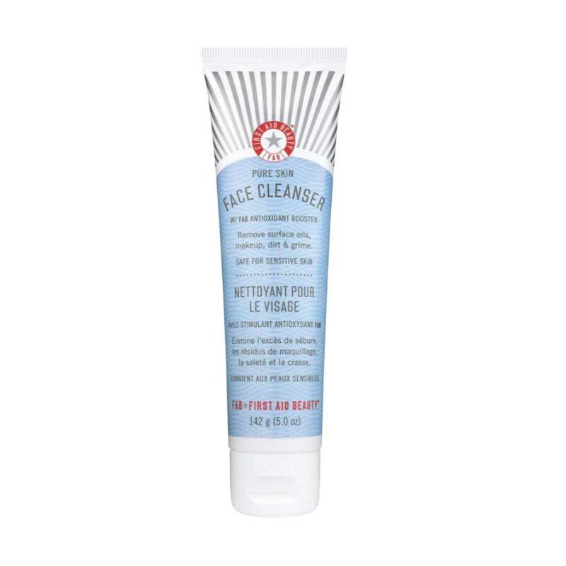 First Aid Beauty Pure Skin Face Cleanser - sữa rửa mặt dịu nhẹ