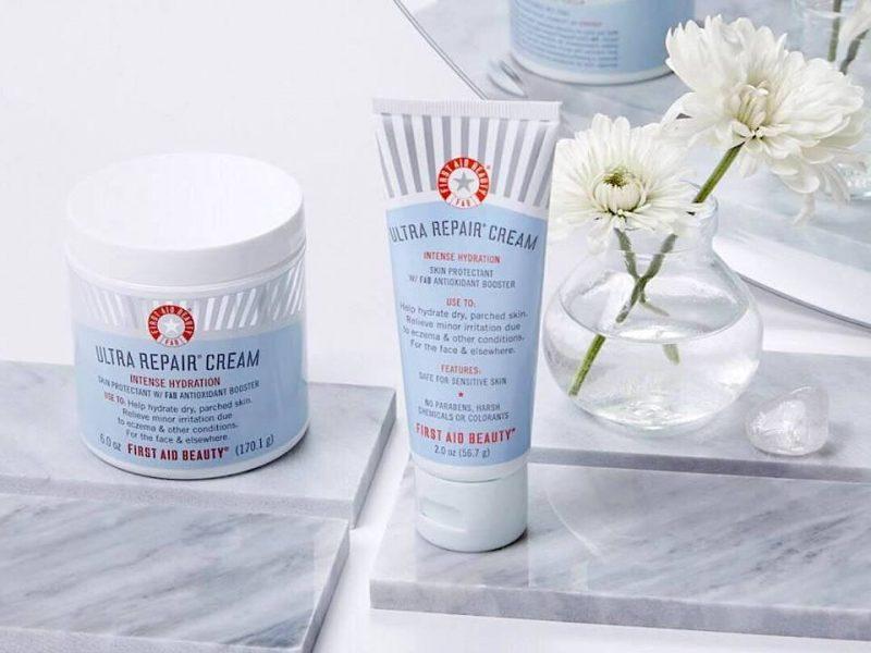 Kem dưỡng phục hồi First Aid Beauty Ultra Repair Cream Intense Hydration