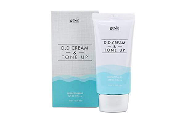 Genie DD Cream & Tone up