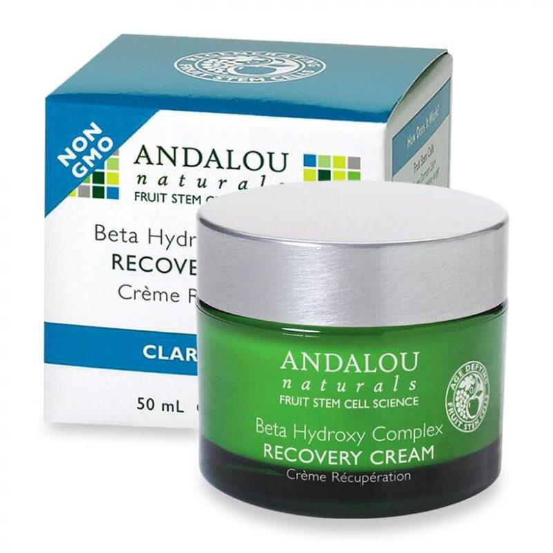 Kem dưỡng da Andalou Beta Hydroxy Recovery Cream