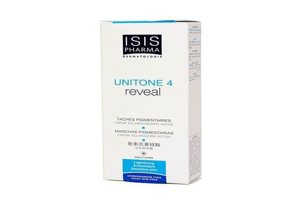 Kem dưỡng có chứa alpha arbutin của Isis pharma