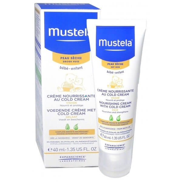 Kem dưỡng da Mustela