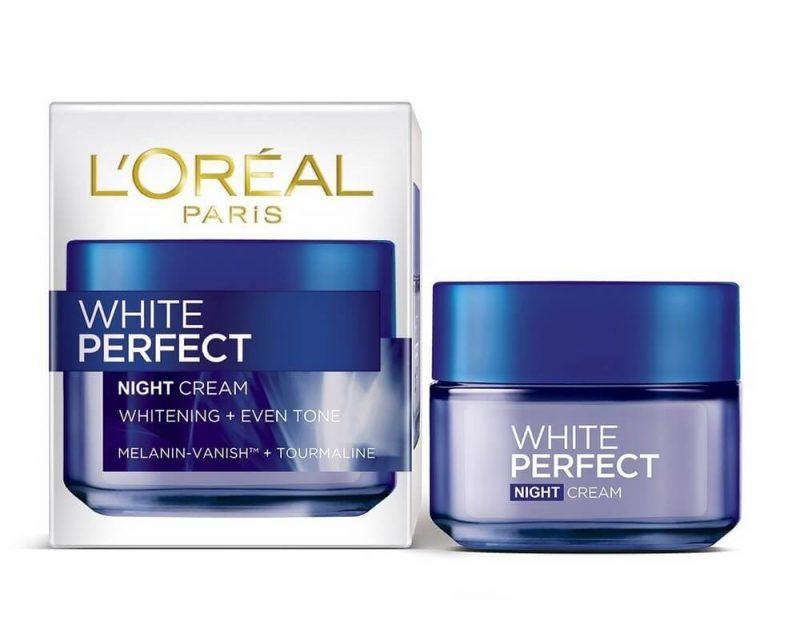 Kem dưỡng trắng da L'oreal White Perfect