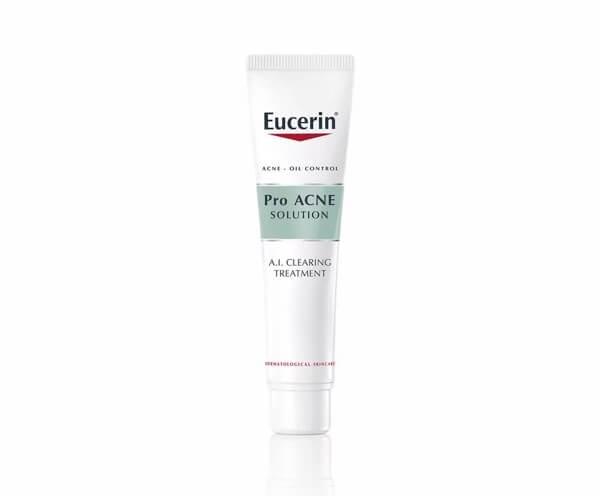 Kem trị mụn Eucerin với phức hợp Hydroxy Complex