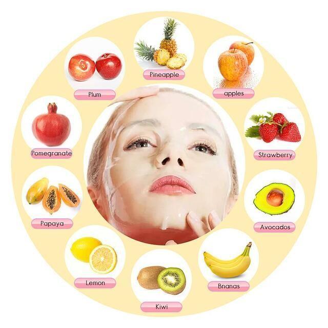 Một số loại hoa quả có tác dụng làm đẹp da