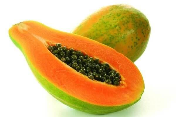 Nếu như bạn chỉ biết đến đây là một loại thực phẩm thì enzyme từ loại quả này rất phổ biến để dưỡng trắng trị nám - trị nám da mặt bằng thiên nhiên