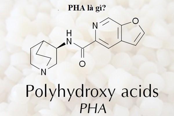 PHA là một acid thế hệ 2 của AHA