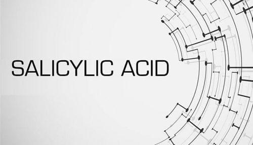 Salicylic axit là hoạt chất có nhiều trong động và thực vật.
