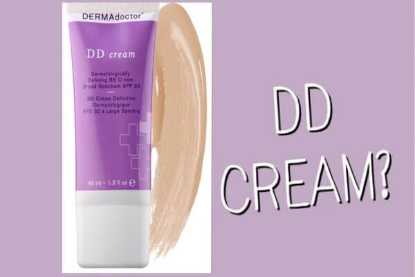 Sản phẩm DD cream của DERMAdoctor đem đến sư hài hòa che đi khuyết điểm của bạn - dd cream loại nào tốt