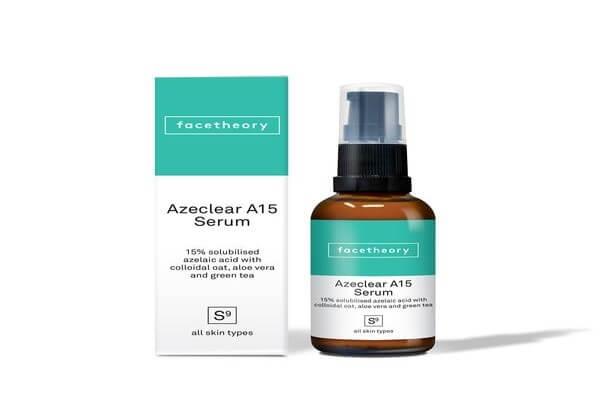 Serum có chứa 15% azelaic acid của Facetheory