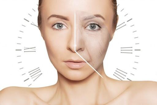 Tác động đến việc sản xuất keratin của paraben dẫn đến lão hóa da