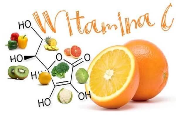 Thành phần làm sáng da từ vitamin C