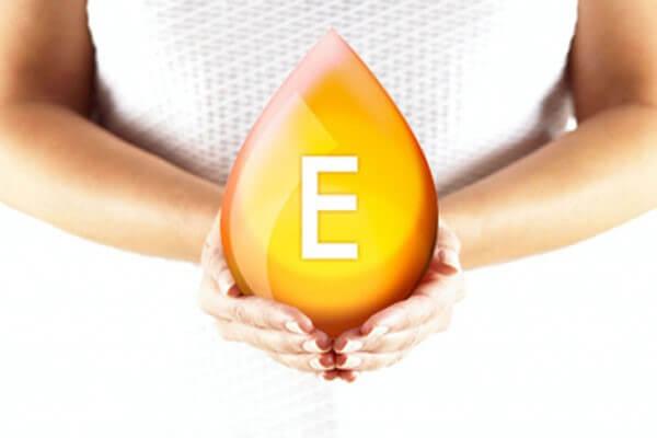 Thành phần vitamin E phổ biến giúp da chống lại các gốc tự do