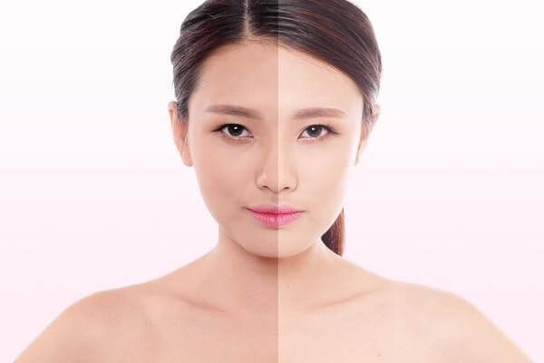 Thay đổi làn da bằng việc dưỡng trắng sẽ đem lại vẻ đẹp rạng ngời cho bạn