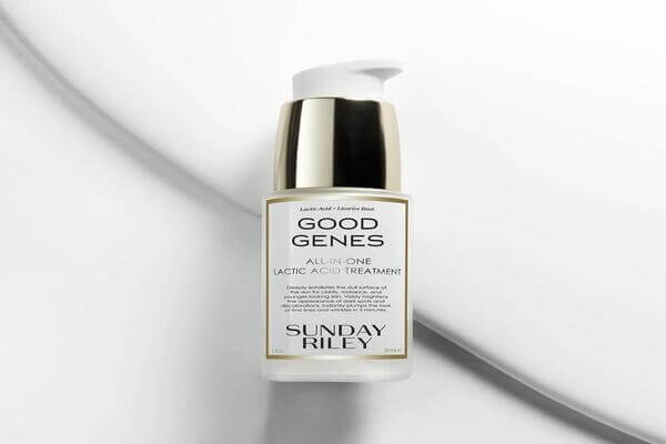 Thương hiệu thuộc phân khúc cao cấp có chứa lactic acid giúp dưỡng trắng và thu nhỏ lỗ chân lông - serum dưỡng trắng da se khít lỗ chân lông