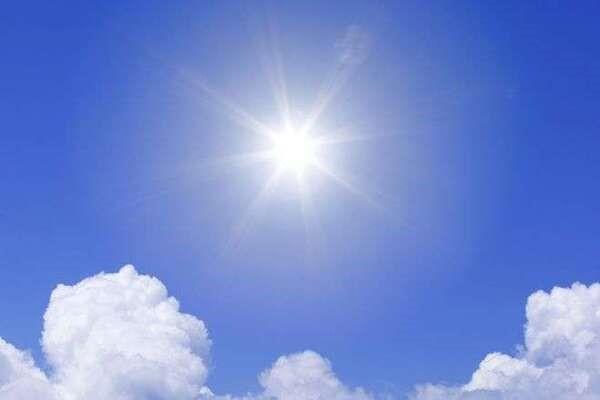 Tia UV từ ánh nắng mặt trời gây hại cho da mụn