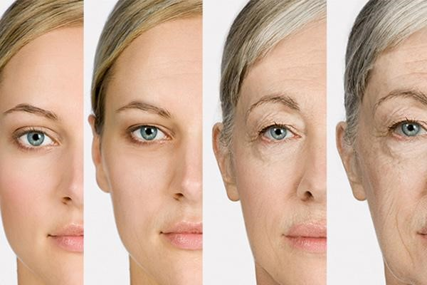 Tiến trình hình thành nếp nhăn trên da - serum chống lão hóa nào tốt