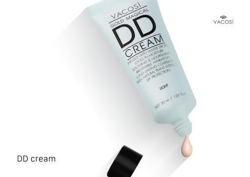 Vacosi Gold Magical DD Daily Defense Cream.