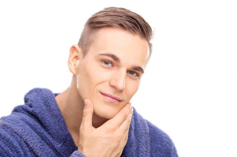 Sữa rửa mặt cho nam giới cũng cần được lựa chọn phù hợp