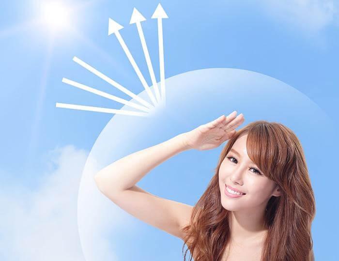 Ánh nắng mặt trời là một trong những nguyên nhân chính gây nám và tàn nhang