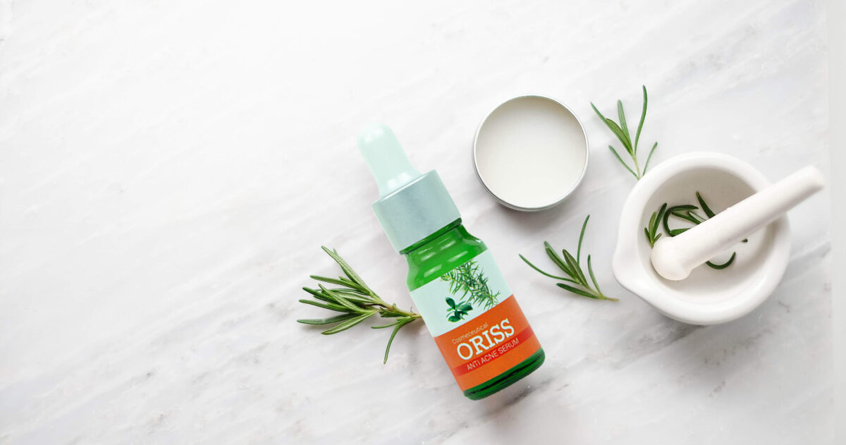 Serum ngừa mụn Oriss