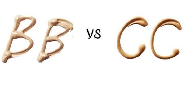 BB và CC Cream có những khác biệt cơ bản nào?