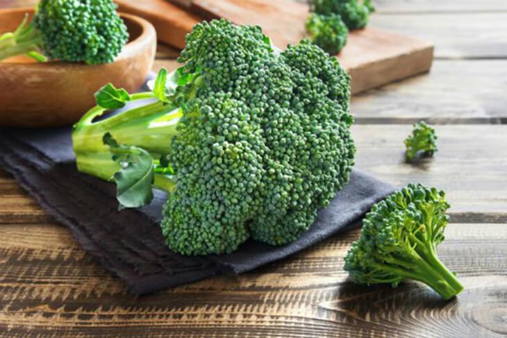Bông cải xanh có tác dụng tốt cho da