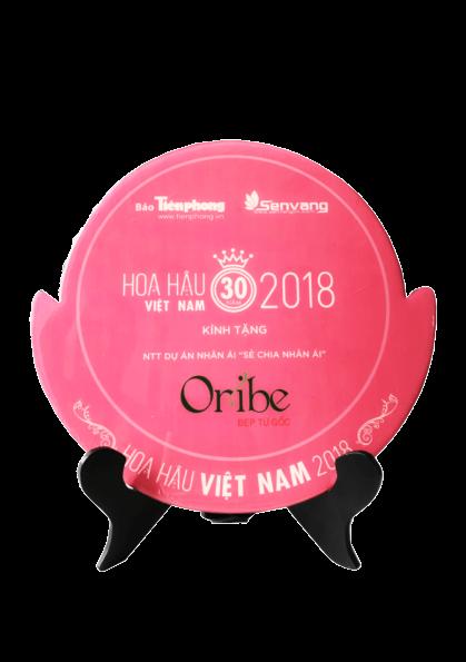 Đồng hành cùng Hoa Hậu Việt Nam 2018