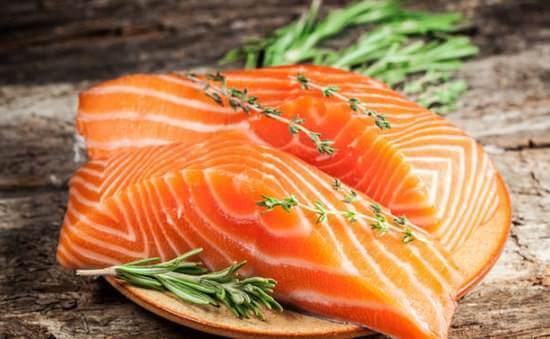 Cá là loại thực phẩm giàu omega 3