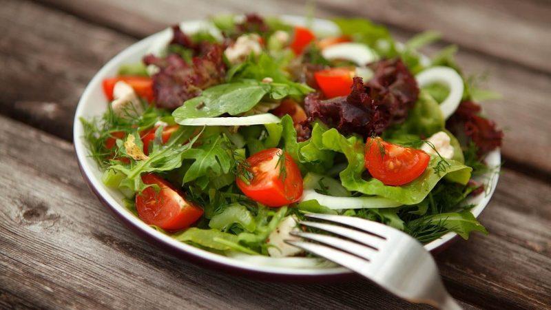 Chế độ ăn uống sẽ giúp cải thiện tình trạng lão hóa của da