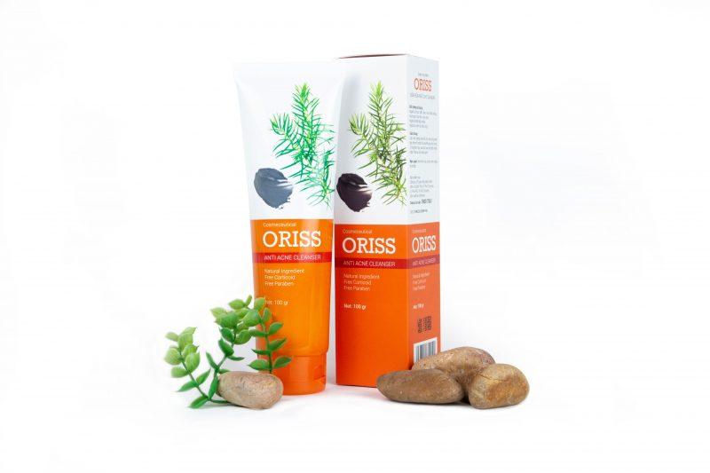 Sữa rửa mặt dịu nhẹ Oriss